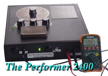The performer, great to boost the miracle 6 software